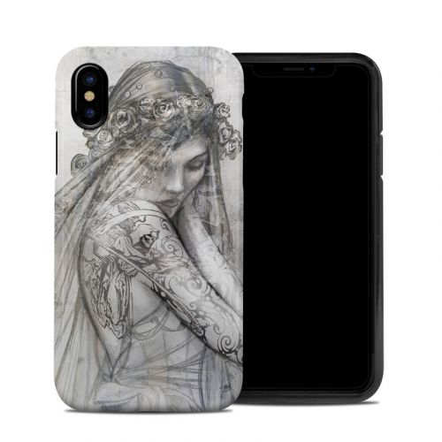 Scythe Bride iPhone XS Hybrid Case