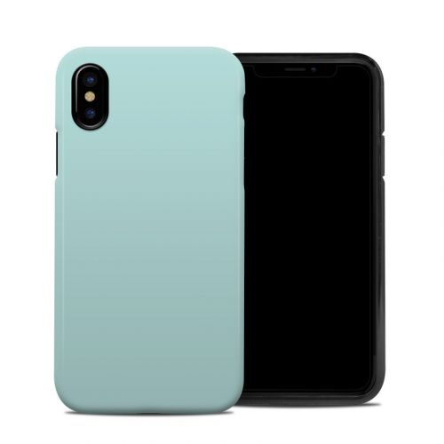 Solid State Mint iPhone X Hybrid Case