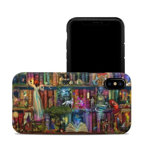 Treasure Hunt iPhone XS Hybrid Case