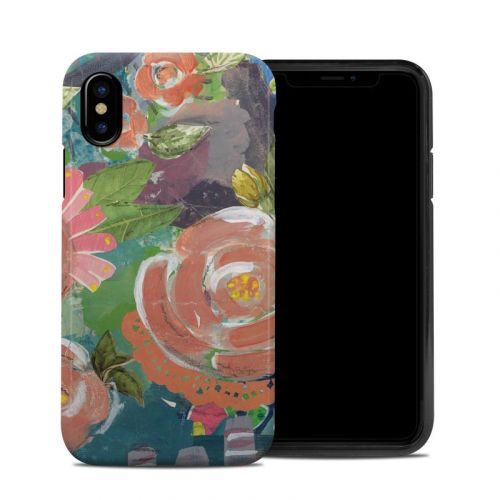 Wild and Free iPhone XS Hybrid Case