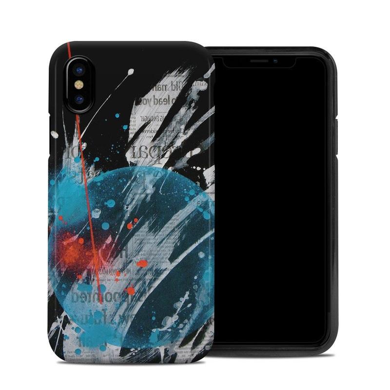 Element-Ocean iPhone X Hybrid Case