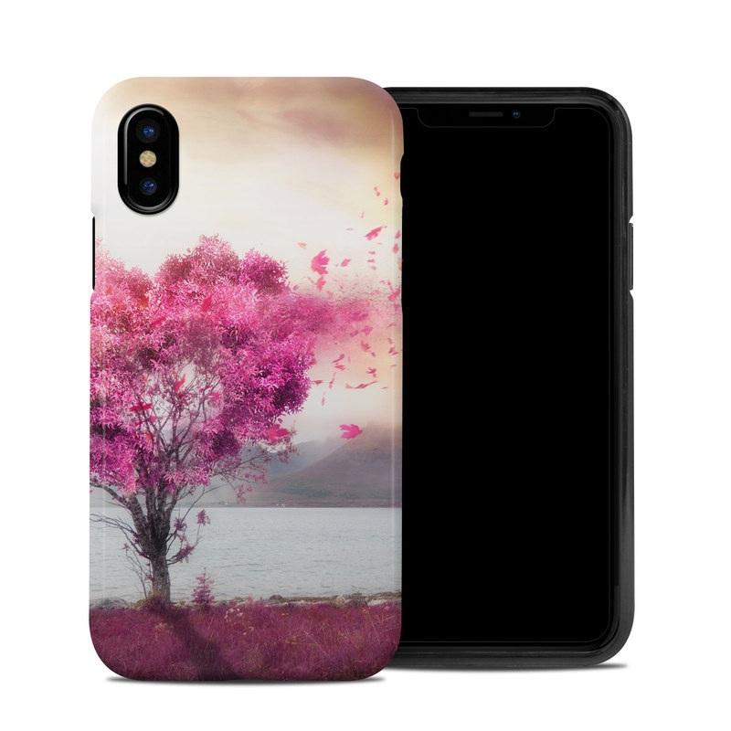 Love Tree iPhone X Hybrid Case