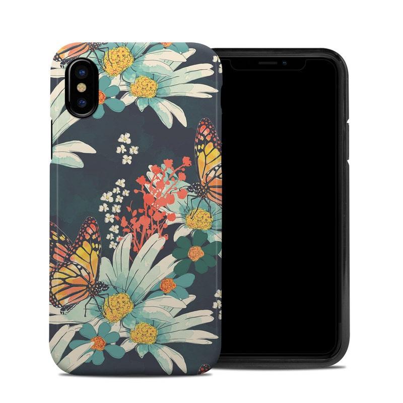 Monarch Grove iPhone XS Hybrid Case