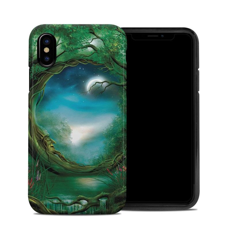 Moon Tree iPhone X Hybrid Case