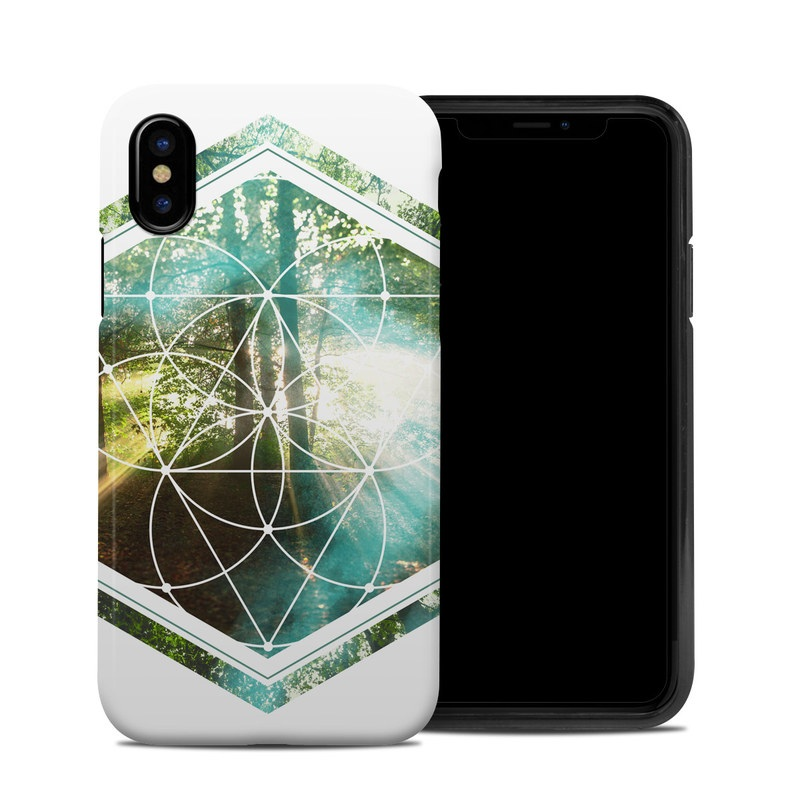 Protector iPhone XS Hybrid Case