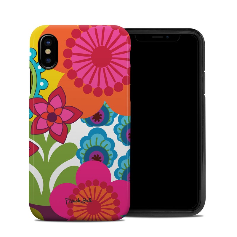 Raj iPhone XS Hybrid Case