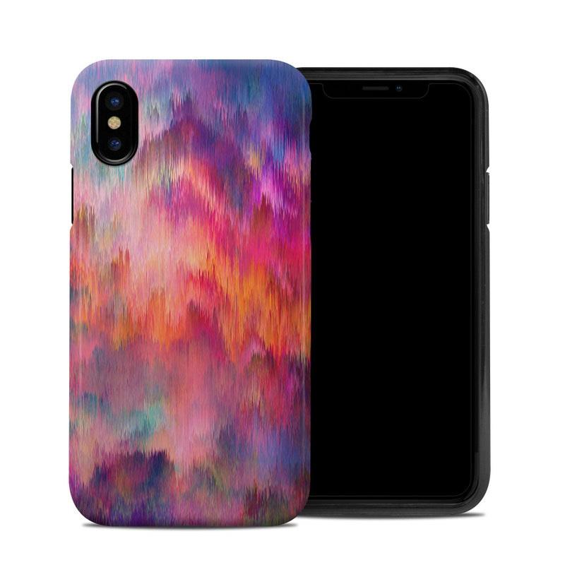 Sunset Storm iPhone X Hybrid Case