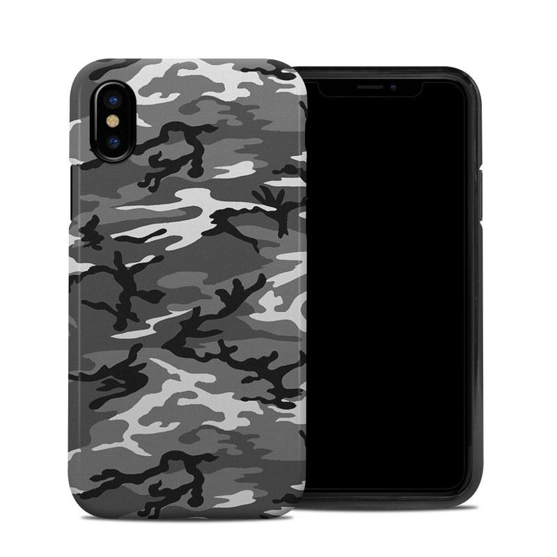 Urban Camo iPhone XS Hybrid Case