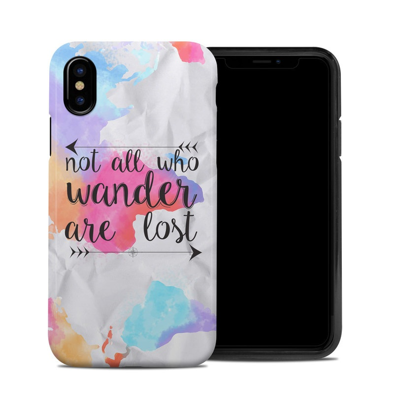 Wander iPhone XS Hybrid Case
