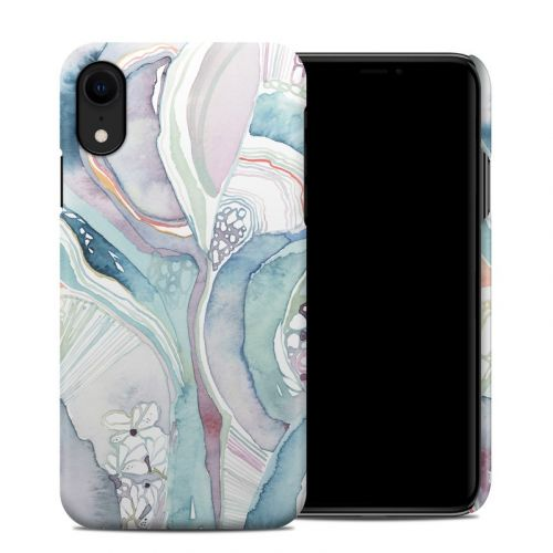 Abstract Organic iPhone XR Clip Case