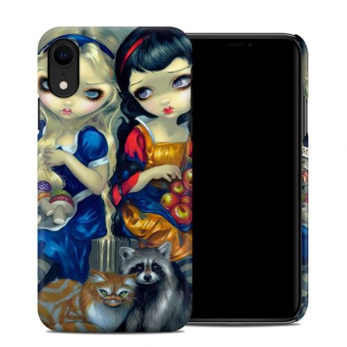 Alice & Snow White iPhone XR Clip Case