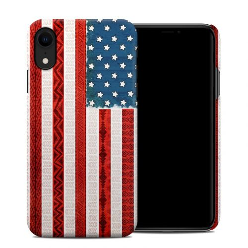 American Tribe iPhone XR Clip Case