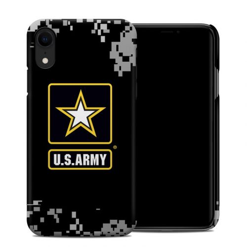 Army Pride iPhone XR Clip Case