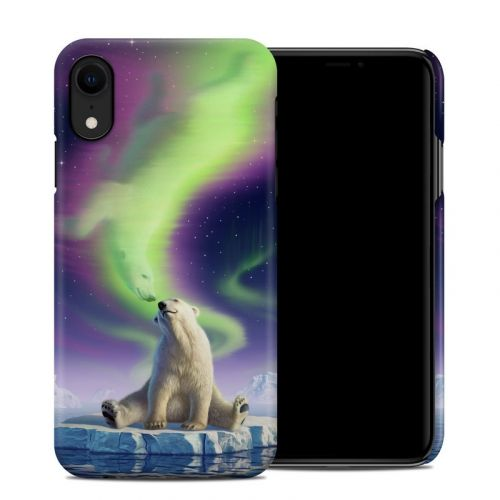 Arctic Kiss iPhone XR Clip Case