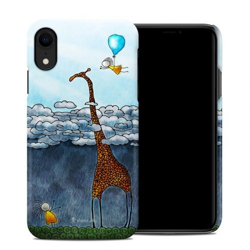 Above The Clouds iPhone XR Clip Case