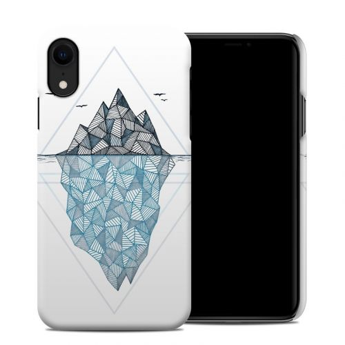 Iceberg iPhone XR Clip Case