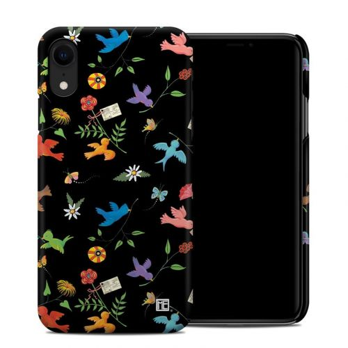 Birds iPhone XR Clip Case