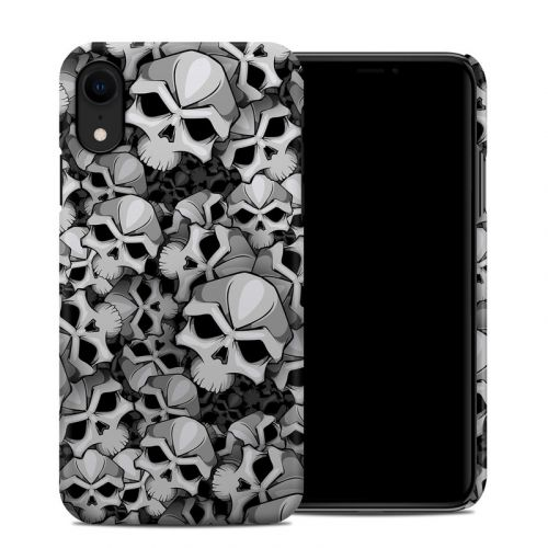 Bones iPhone XR Clip Case
