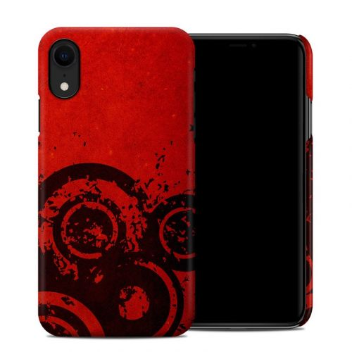 Bullseye iPhone XR Clip Case