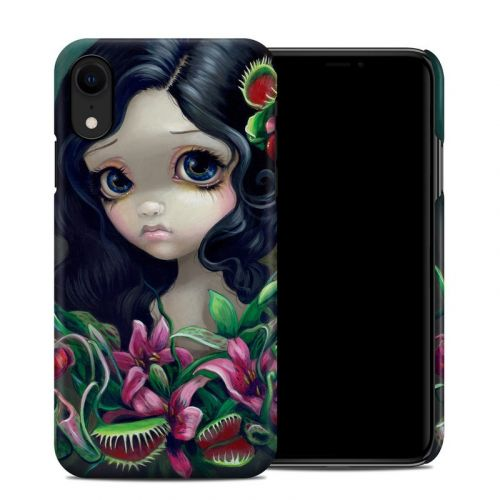 Carnivorous Bouquet iPhone XR Clip Case