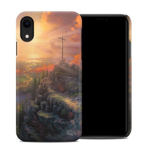 The Cross iPhone XR Clip Case