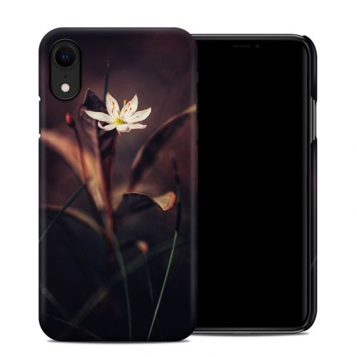 Delicate Bloom iPhone XR Clip Case