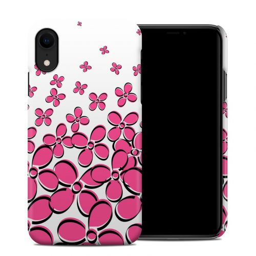 Pink iPhone XR Clip Case