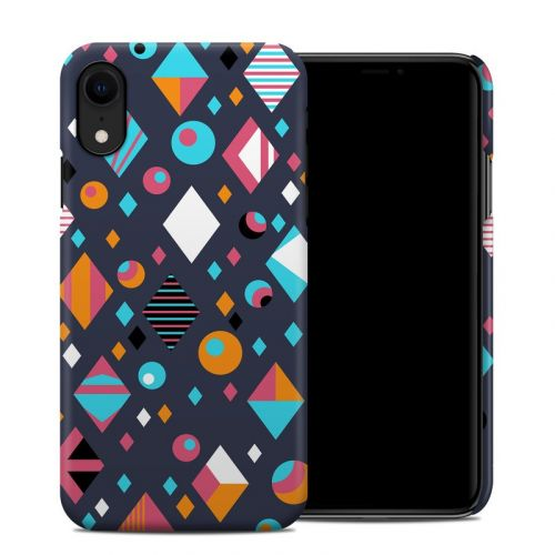 Deep Lagoon iPhone XR Clip Case