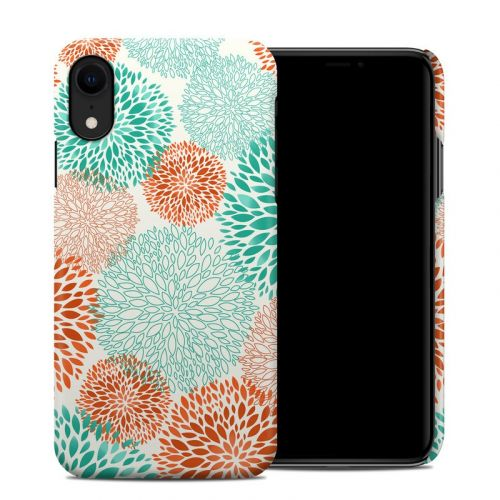 Flourish iPhone XR Clip Case