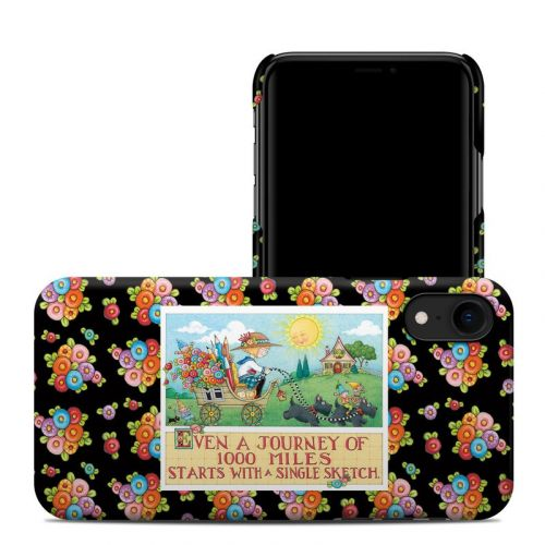 Forty Year Journey iPhone XR Clip Case