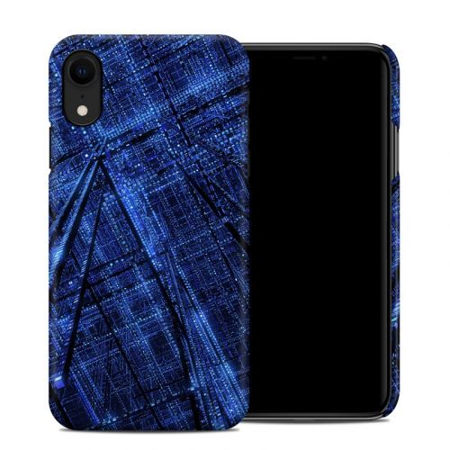 Grid iPhone XR Clip Case