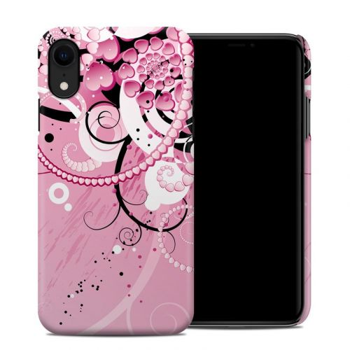 Her Abstraction iPhone XR Clip Case