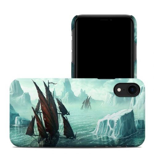 Into the Unknown iPhone XR Clip Case