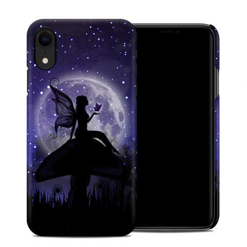 Moonlit Fairy iPhone XR Clip Case
