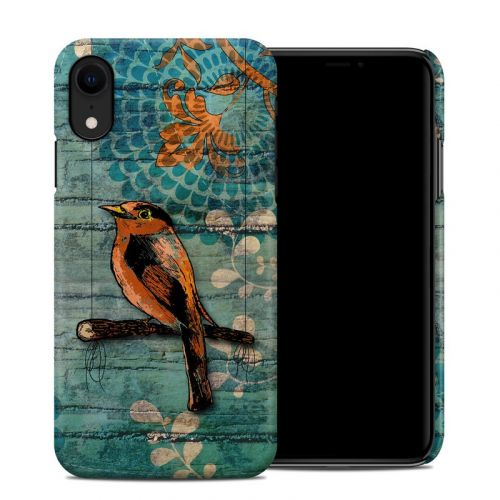 Morning Harmony iPhone XR Clip Case