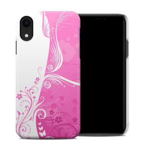 Pink Crush iPhone XR Clip Case
