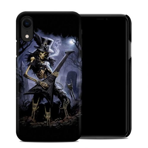 Play Dead iPhone XR Clip Case