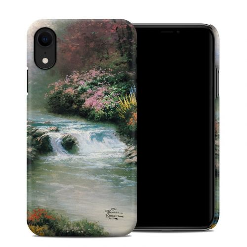 Beside Still Waters iPhone XR Clip Case