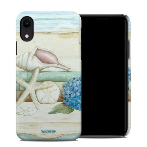 Stories of the Sea iPhone XR Clip Case