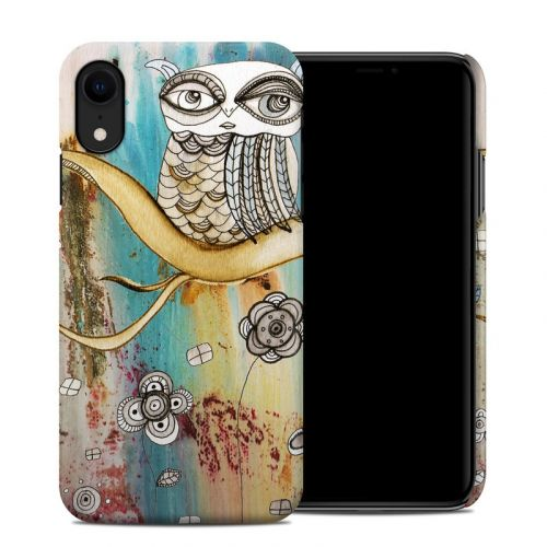 Surreal Owl iPhone XR Clip Case