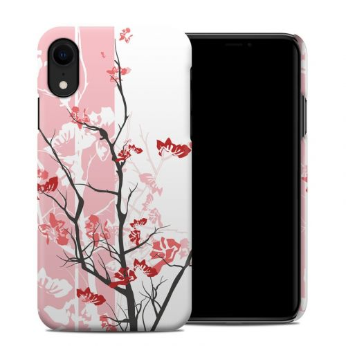 Pink Tranquility iPhone XR Clip Case