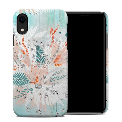 Tropical Fern iPhone XR Clip Case