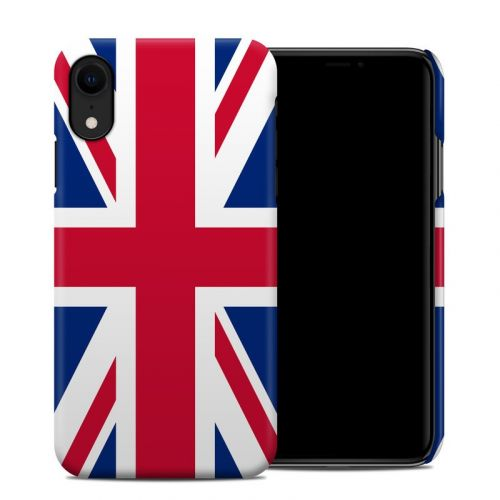 Union Jack iPhone XR Clip Case