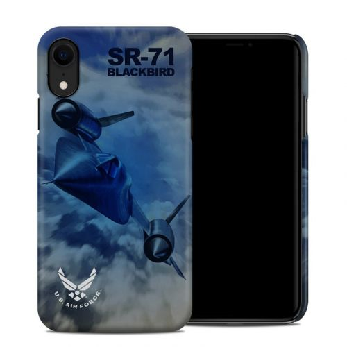 Blackbird iPhone XR Clip Case