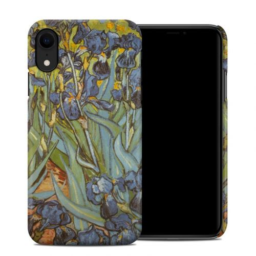 Irises iPhone XR Clip Case