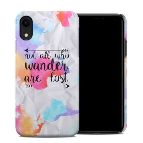 Wander iPhone XR Clip Case