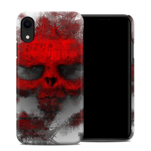 War Light iPhone XR Clip Case