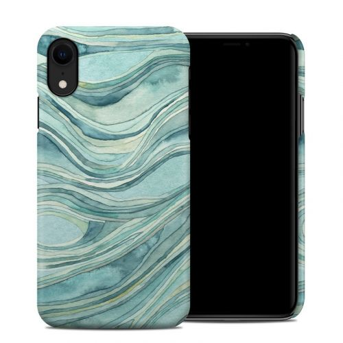 Waves iPhone XR Clip Case