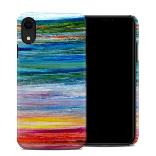 Waterfall iPhone XR Clip Case