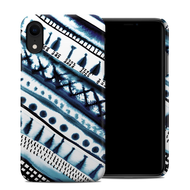 iPhone XR Clip Case design of Blue, Metal, Pattern, Font, Line, Design, Architecture, Steel, Photography, Black-and-white with black, white, gray, blue colors